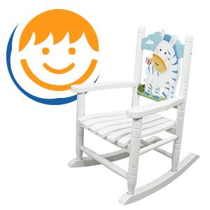 Sedia a dondolo per bambini - Sedia dondolo bambini ...